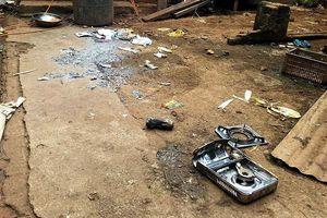 Có vết thuốc nổ trong vụ nghi nổ bình gas, 2 thiếu niên trọng thương