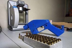 Phán quyết của Tòa liên bang về súng in 3D có ngăn được thảm kịch súng đạn ở Mỹ?