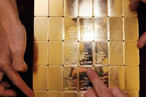 Giá vàng giảm sau tuyên bố chính sách của Fed