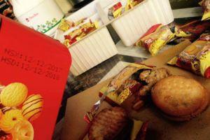 Vụ bánh quy Pacai mốc đen: Công ty Tân Hoàng Gia lên tiếng