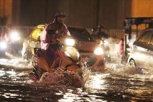 Dự báo thời tiết 2.8: Bắc Bộ vẫn có mưa to, cảnh báo rủi ro thiên tai do mưa lớn