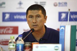 HLV U23 Uzbekistan ấn tượng với Quang Hải, Hồng Duy