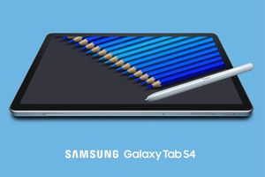 Samsung ra mắt Galaxy Tab S4 10.5 chạy đa nhiệm như PC