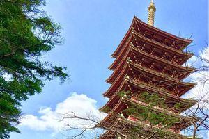 Khám phá Bảo tháp có 1-0-2 tại ngôi chùa hoàng tráng nhất Tây Nguyên