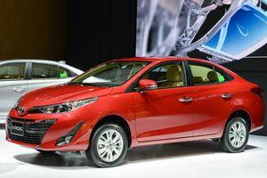 Giá lăn bánh Toyota Vios và Yaris 2018 mới nhất tại Việt Nam