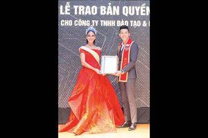 Việt Nam giữ bản quyền cuộc thi Miss Global