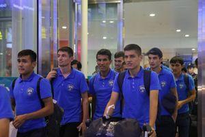 Đại diện Olympic Uzbekistan: 'Chúng tôi tự tin có thể lặp lại chiến thắng trước U23 Việt Nam'