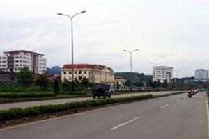 Lào Cai có trung tâm hành chính mới