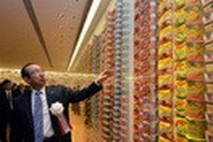 Việt Nam tiêu thụ 5,1 tỉ gói mì ăn liền năm 2012