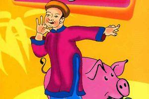 Ai là hình mẫu thật của Trạng Lợn? (2)