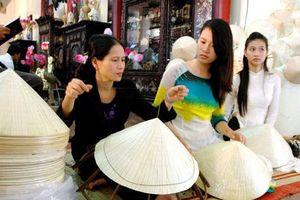 Tổ chức Hội chợ Triển lãm Làng nghề Việt Nam 2013 tại Huế