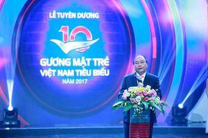 Gương mặt trẻ Việt Nam tiêu biểu trở thành thương hiệu của Đoàn
