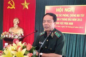 Sơ kết công tác Phòng chống ma túy và tội phạm của BĐBP các tỉnh, thành phía Nam