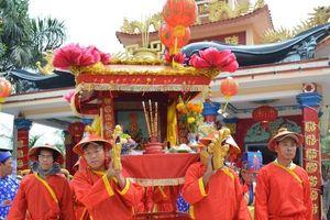 Cà Mau tưng bừng tổ chức lễ hội Nghinh Ông Sông Đốc
