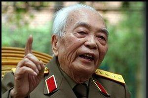 Lãnh đạo nghẹn ngào chia sẻ về Đại tướng