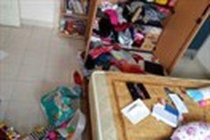 Trộm hoành hành ở chung cư