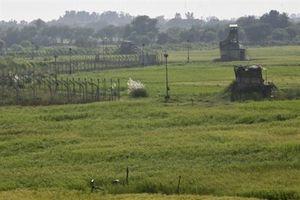 Biên giới Ấn Độ - Pa-ki-xtan căng thẳng