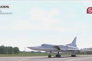 Ảnh hiếm nhà máy nâng cấp oanh tạc cơ Tu-22M3 Nga
