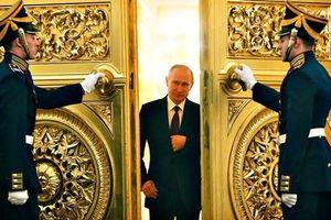 Tổng thống Nga Putin là nhân vật quyền lực nhất thế giới