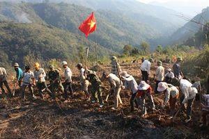 Khẳng định vai trò quân đội trong xây dựng nông thôn mới