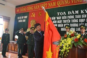 Long trọng tổ chức đón nhận Huân chương Bảo vệ Tổ quốc hạng Nhất