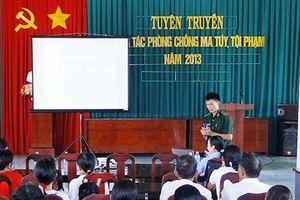 Tăng cường phối hợp tuyên truyền đấu tranh phòng, chống tội phạm