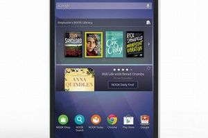 Samsung bắt tay Barnes & Noble ra tablet giá rẻ