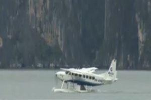Ngắm vịnh Hạ Long từ thủy phi cơ du lịch đầu tiên tại VN
