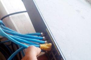 Phải khắc phục sự cố mất kết nối Internet băng rộng trong 36 giờ