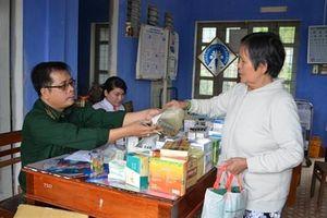 BĐBP Bình Định khám bệnh, phát thuốc miễn phí cho nhân dân biên giới