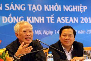 Nguyên Phó thủ tướng Vũ Khoan: Thanh niên phải có tức khí để khởi nghiệp !