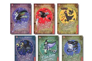 Phù thủy xui xẻo- Những câu chuyện hài hước về cô phù thủy hậu đậu