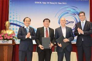 Doanh nghiệp Hà Lan mang công nghệ cao đến SHTP