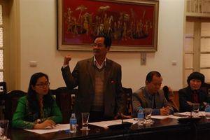 Tọa đàm về các giải pháp triển khai Nghị quyết 33-NQ/TW và Chương trình hành động số 02/NQ-CP
