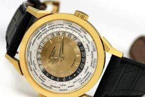 Chiêm ngưỡng 10 đồng hồ đắt nhất thế giới