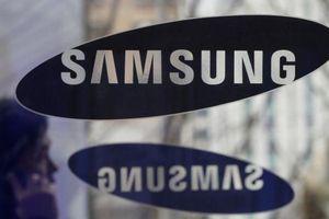 Lần đầu tiên trong 3 năm, lợi nhuận Samsung sụt giảm