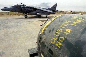 Bom chùm Mỹ được sử dụng ở Y-ê-men để chống lại phiến quân Hu-thi