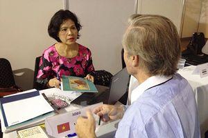 Doanh nghiệp Argentina quan tâm đến hàng Việt