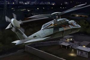 Mỹ dùng trực thăng tàng hình để diệt thủ lĩnh IS?