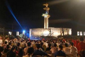 Chủ tịch nước và Chủ tịch Quốc hội dự Lễ khánh thành Khu di tích lịch sử Truông Bồn