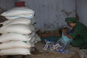 Buôn lậu đường cát ở biên giới An Giang chưa có hồi kết