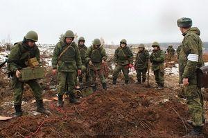 Bất ngờ cách Công binh Nga chào đón tân binh mới