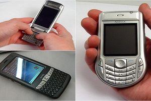 Điểm mặt 10 smartphone cực hot của... một thập kỷ trước