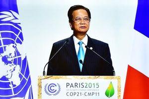 Thủ tướng: Việt Nam sẽ đóng góp 1 triệu USD vào Quỹ Khí hậu