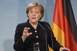 Thủ tướng Đức Angela Merkel là 'nhân vật của năm 2015'