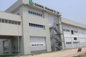 Compal có thực sự hồi sinh dự án 500 triệu USD ở Vĩnh Phúc?