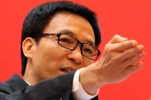PTT Vũ Đức Đam: GDP tăng 1% nếu thanh toán điện tử chiếm 90%