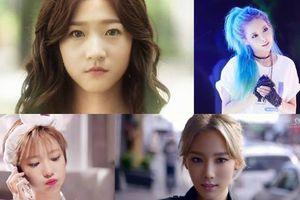 Ngắm mỹ nhân Hàn quyến rũ trong mọi kiểu tóc