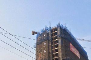 Sắp cất nóc dự án Linh Tây Tower