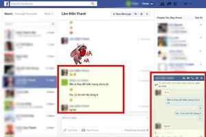 Cách tìm lại biểu tượng ':v' và ':3' thần thánh khi chat Facebook